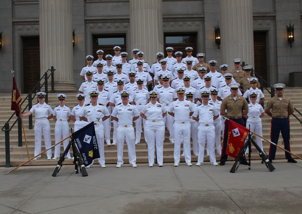 Spring 2019 Battalion Photo